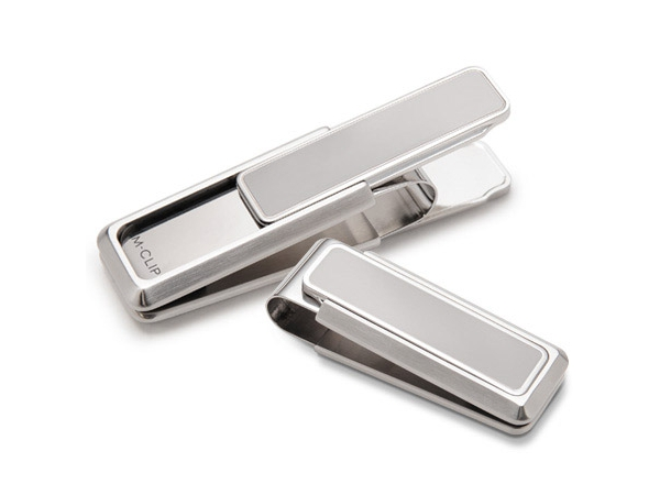 Accessories - Money Clips, Cuff Links, Tie Pins, Key chains by M-Clip