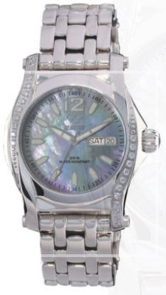 LDS Silver TN Curie Watch by Reactor Watch
